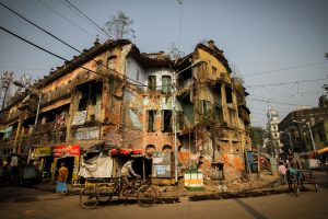 Calcutta Heritage buildings