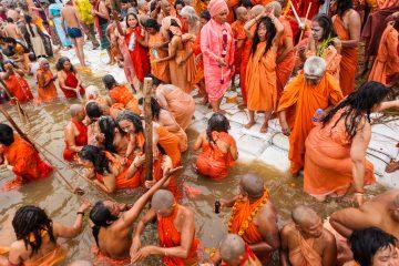 Kumbh Mela Allahabad, tour India avventura