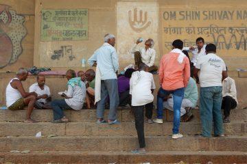 Varanasi ghats, tour