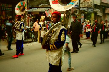 Delhi, music band, tour India