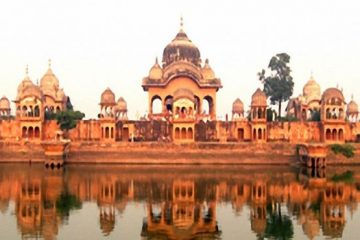 Mathura, Iskon temple, tour India
